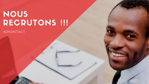 Recrutement de commercial(e) Benin